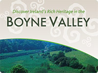 Map of Boyne Valley