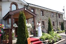 Wedding accommodation at Newgrange Lodge