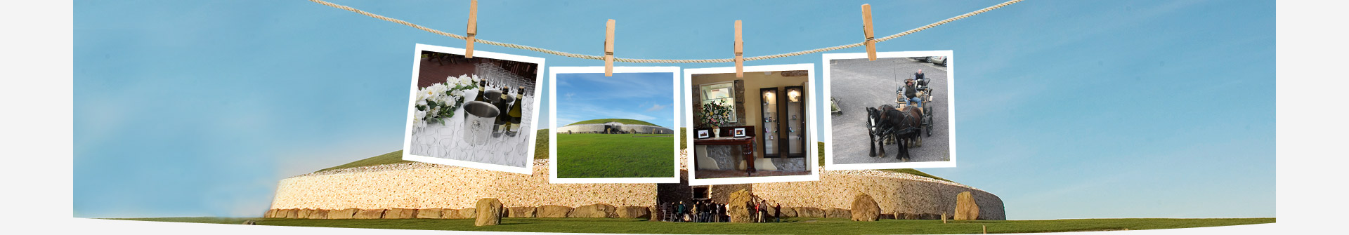 Newgrange Lodge - accommodation beside Newgrange county Meath